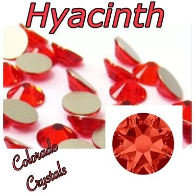 Hyacinth 12ss 2088 Limited Swarovski Rhinestones
