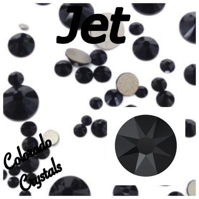 Jet 5ss 2058 Limited Swarovski Rhinestones