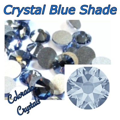 Blue Shade (Crystal) 12ss 2088
