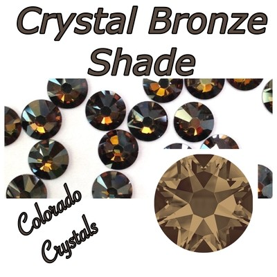 Bronze Shade (Crystal) 9ss 2058 Limited