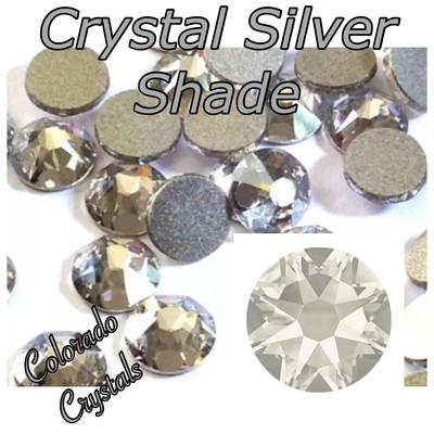 Silver Shade (Crystal) 20ss 2088 Rhinestones Swarovski