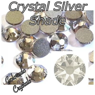 Silver Shade (Crystal) 7ss 2058 Limited Swarovski Xillion