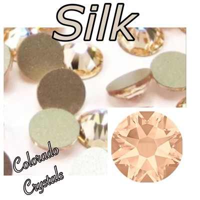 Silk 9ss 2058 Limited Swarovski Nail Art Bling