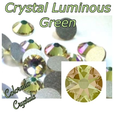 Luminous Green (Crystal) 16ss 2088