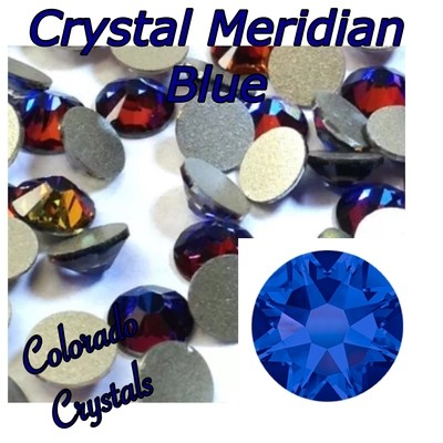 Meridian Blue (Crystal) 7ss 2058 Limited