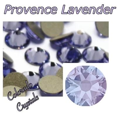 Provence Lavender 9ss 2058 Limited Purple Swarovski Nail Size