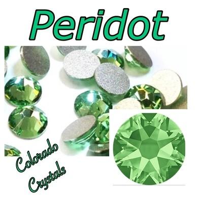 Peridot 12ss 2088 Limited Swarovski Green Crystals