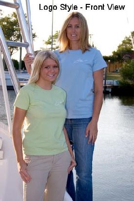 Women's Logo Style T-Shirt