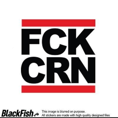 Corona - Fuck Corona FCK CRN