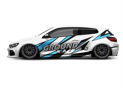 Livery GroundNation - Design #2
