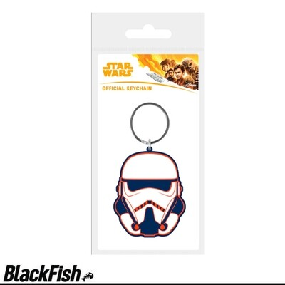 Keychain - Star Wars Stormtrooper Solo Story