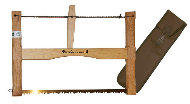Hard Maple Folding Bow Saw COEC-03-24