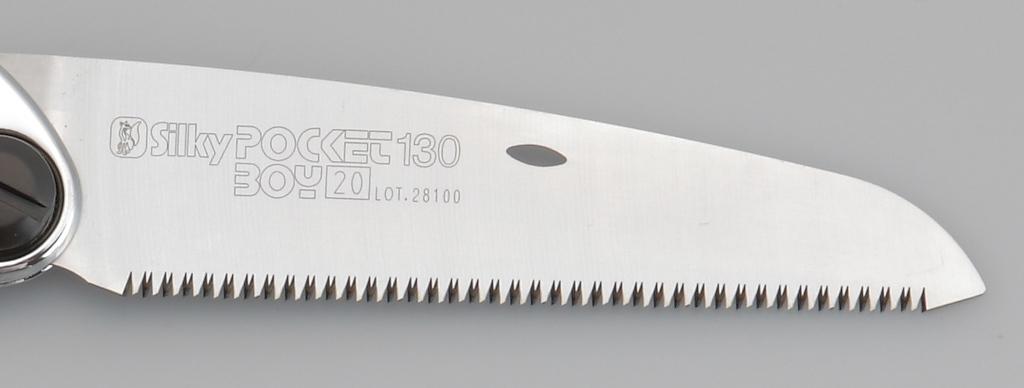 POCKETBOY 130 (Fine Teeth)