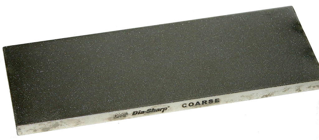 8 inch Dia-Sharp® Continuous Diamond Bench Stone Coarse DMT-D8C