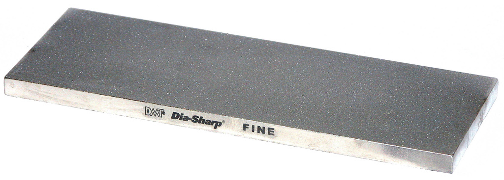 8 inch Dia-Sharp® Continuous Diamond Bench Stone Fine DMT-D8F