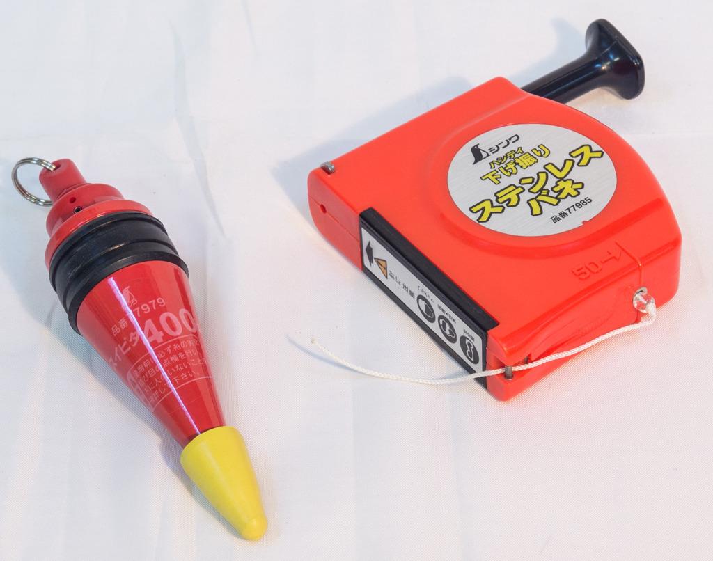 Shinwa Plumb Bob Setter ST-77977
