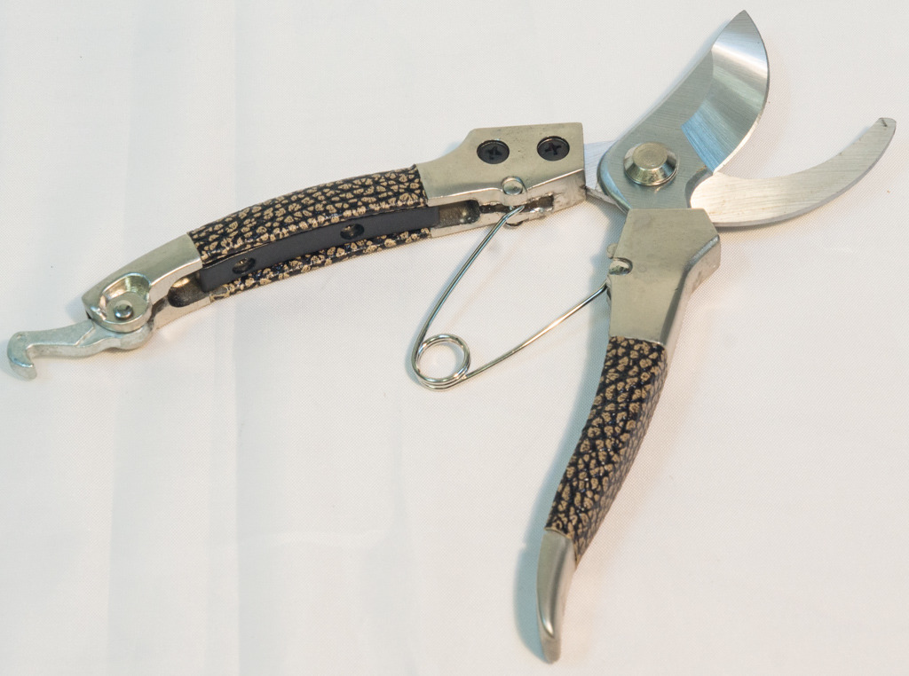 High Grade Pruning Scissors SU-SPECKLEPRNR