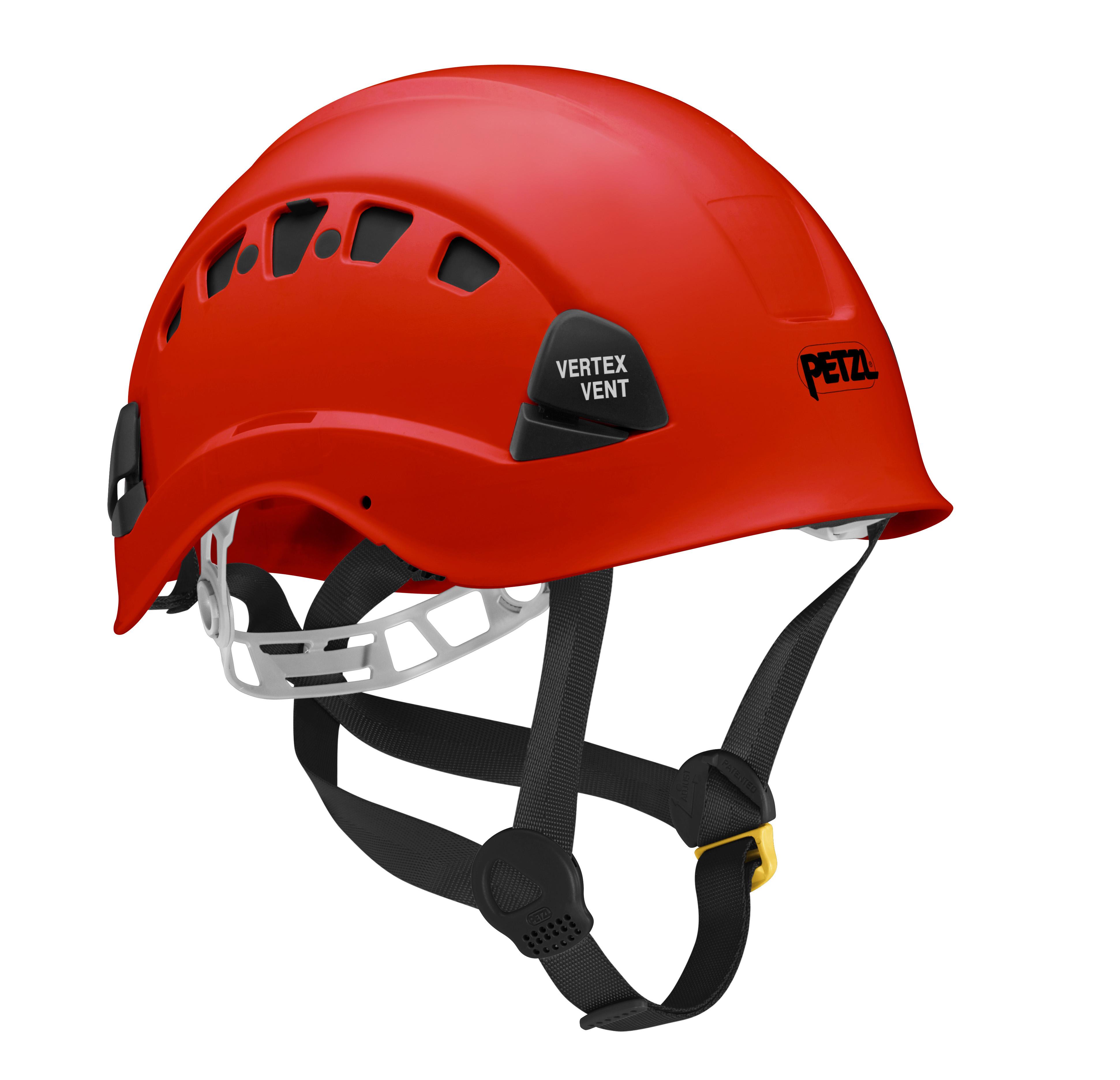 VERTEX® VENT Helmet — Red PE-A10VRA