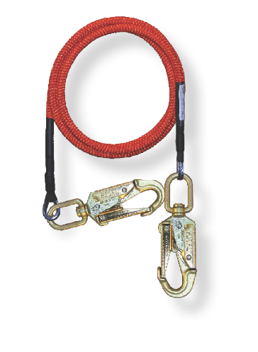 5/8 in x 15' Wire Core Lanyard with 2 Swivel Snaps SP-75129