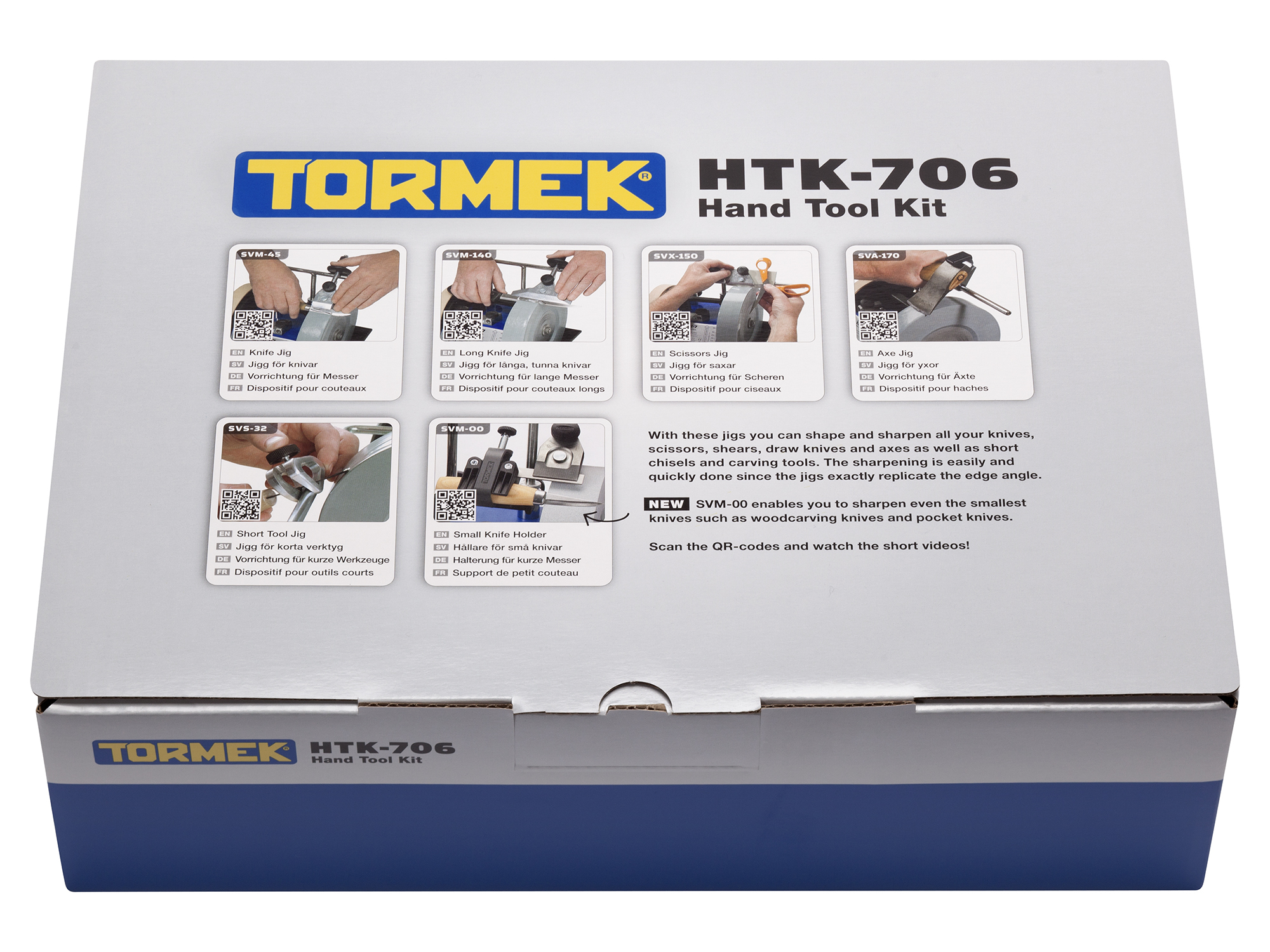 Hand Tool Kit TO-HTK-706