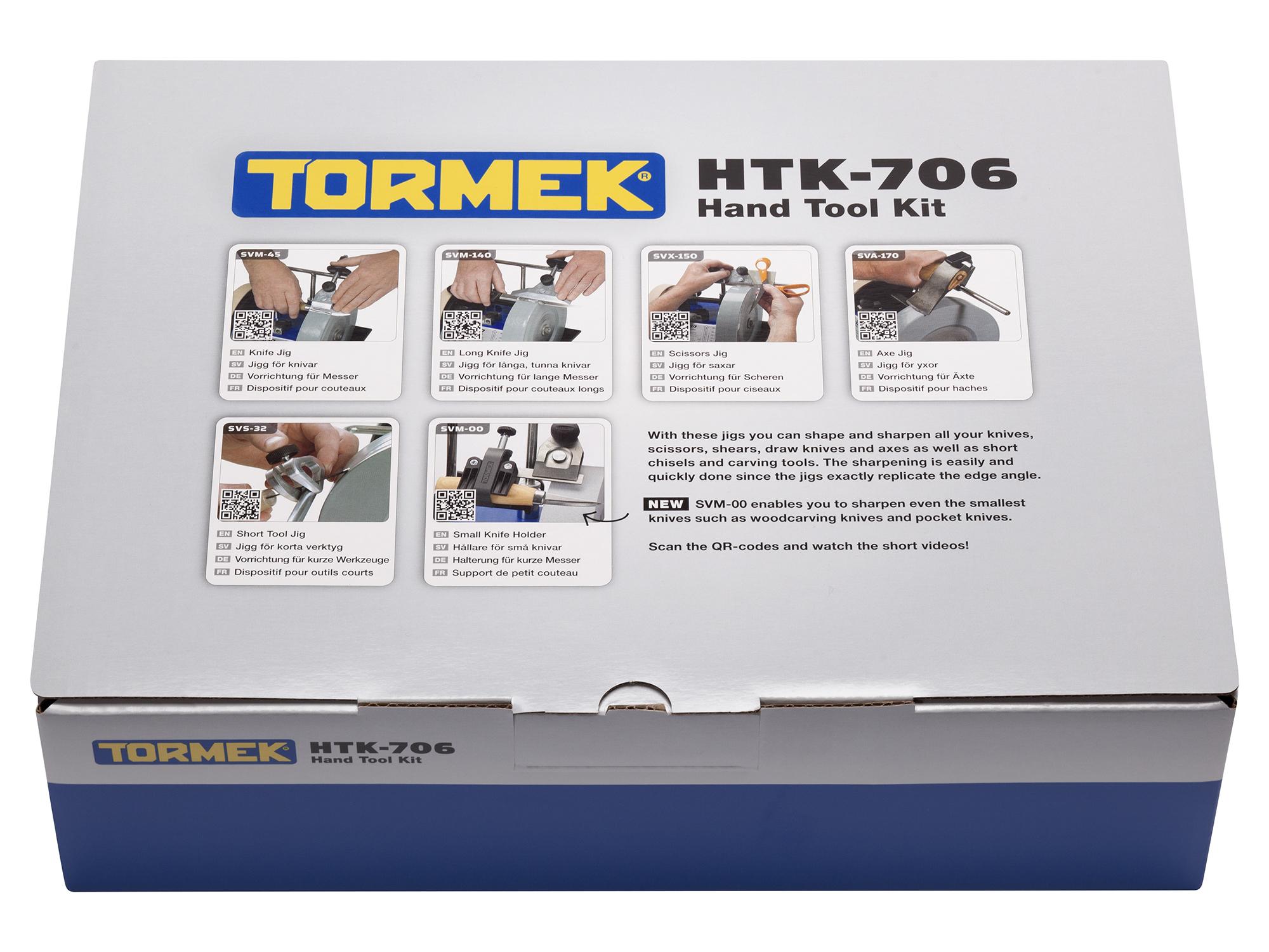 Hand Tool Kit TO-HTK-706