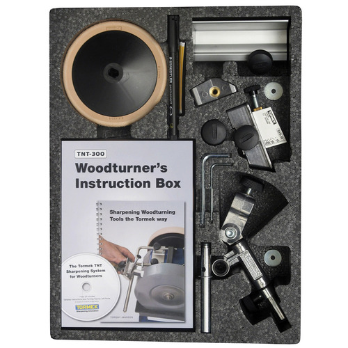 Woodturner's Kit TO-TNT-708