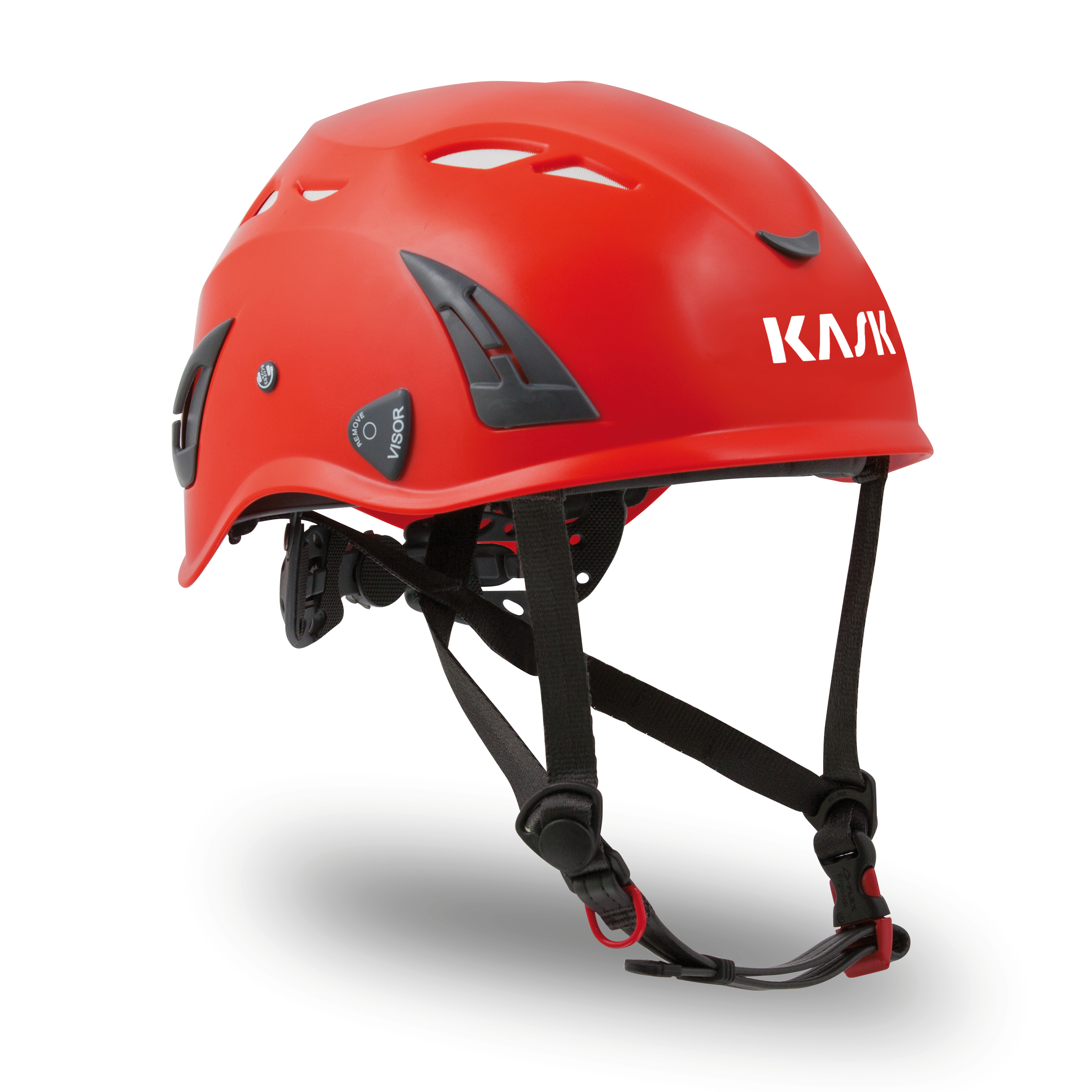 Kask Superplasma Helmet — Red KA-WHE00010.204
