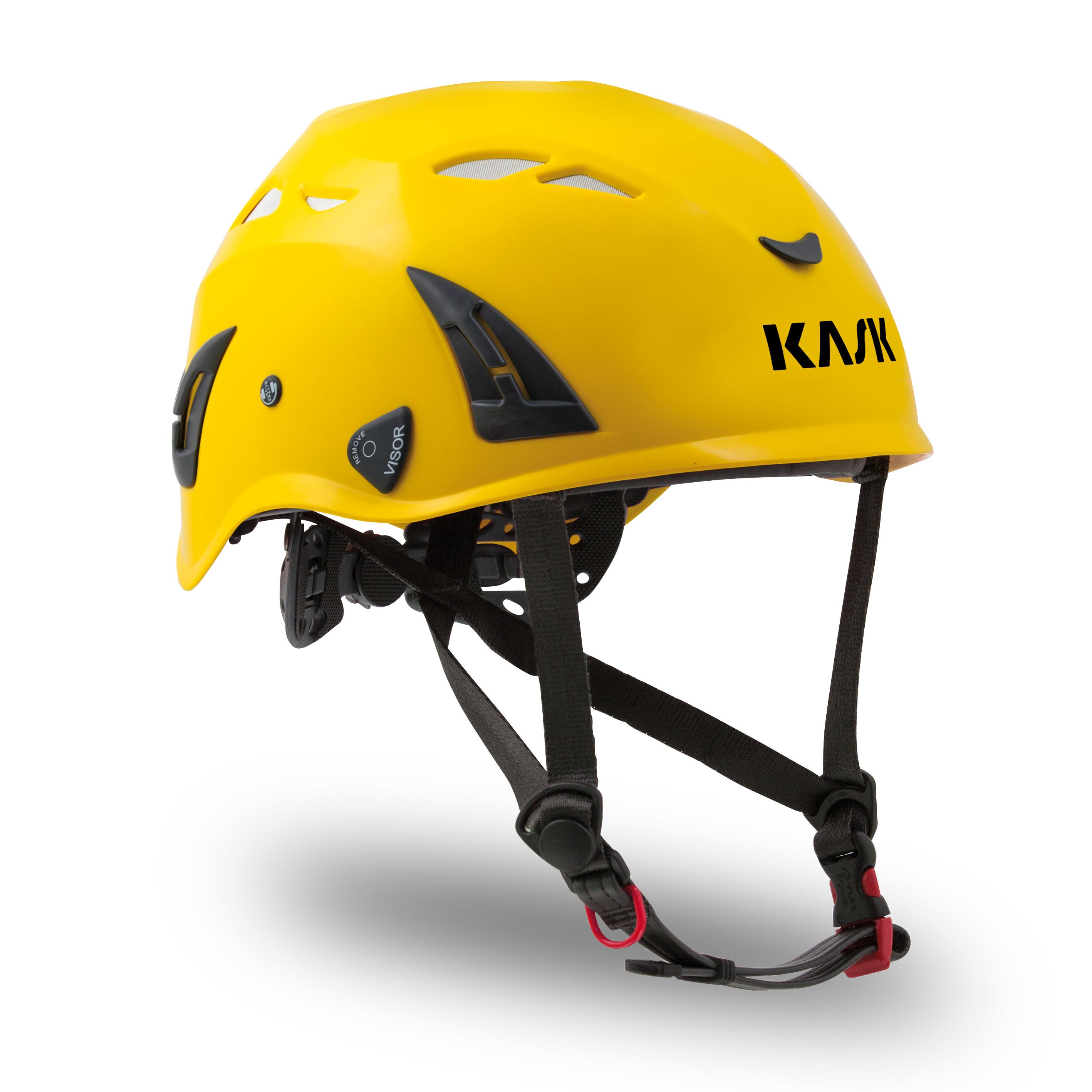 Kask Superplasma Helmet — Yellow KA-WHE00010.202