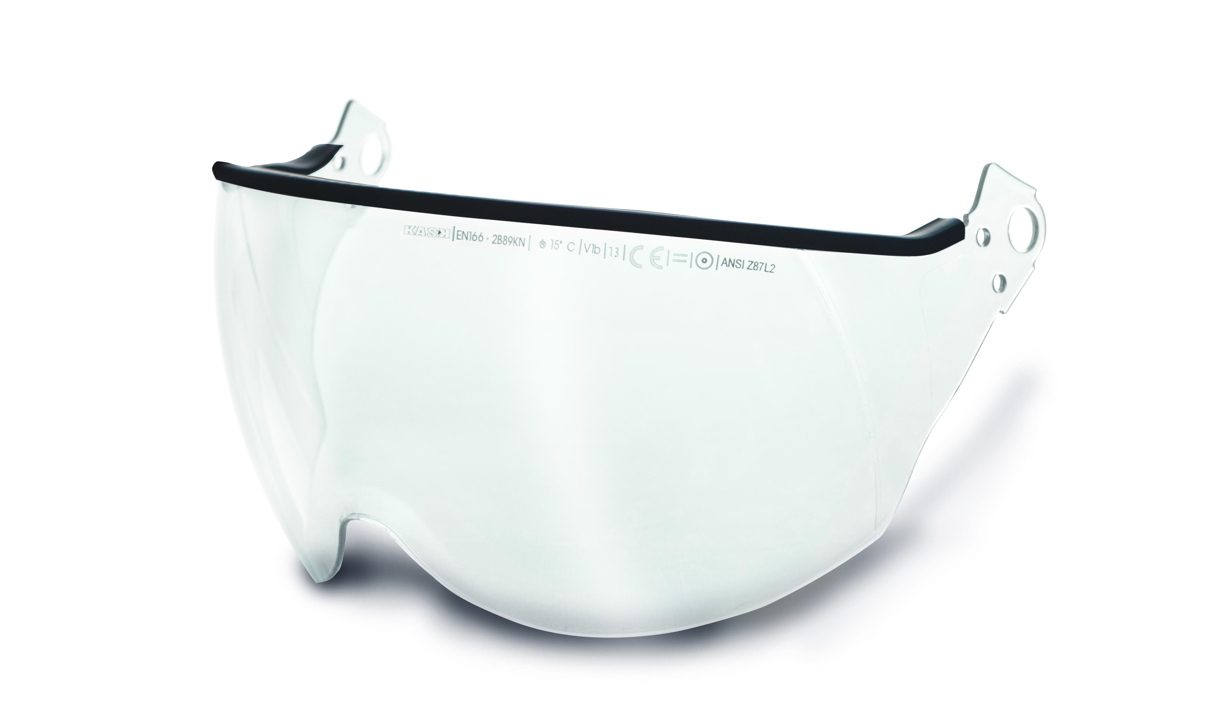 Kask Polycarbonate Visor — Clear KA-WVI00002.015