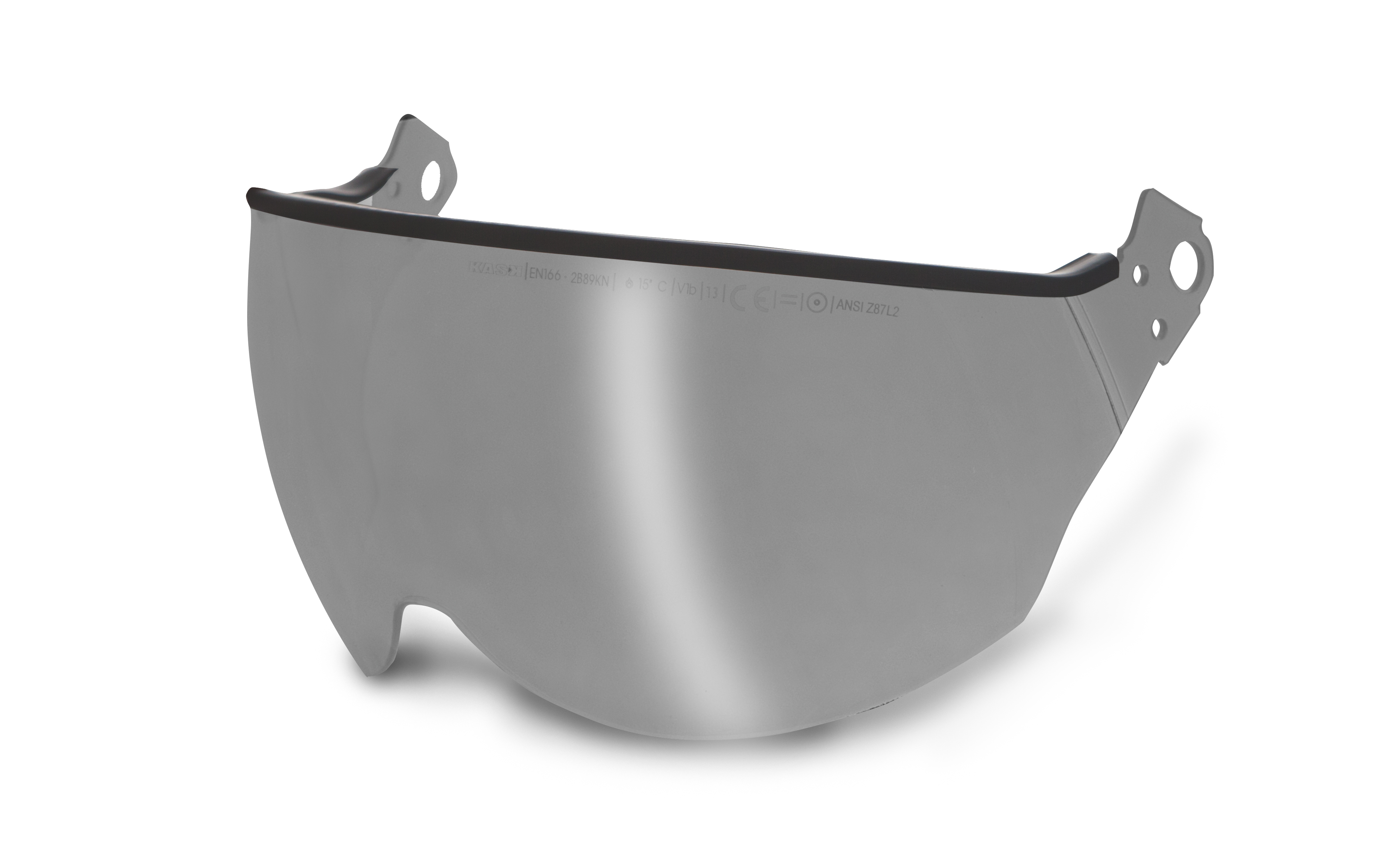 Kask Polycarbonate Visor — Smoke KA-WVI00002.009