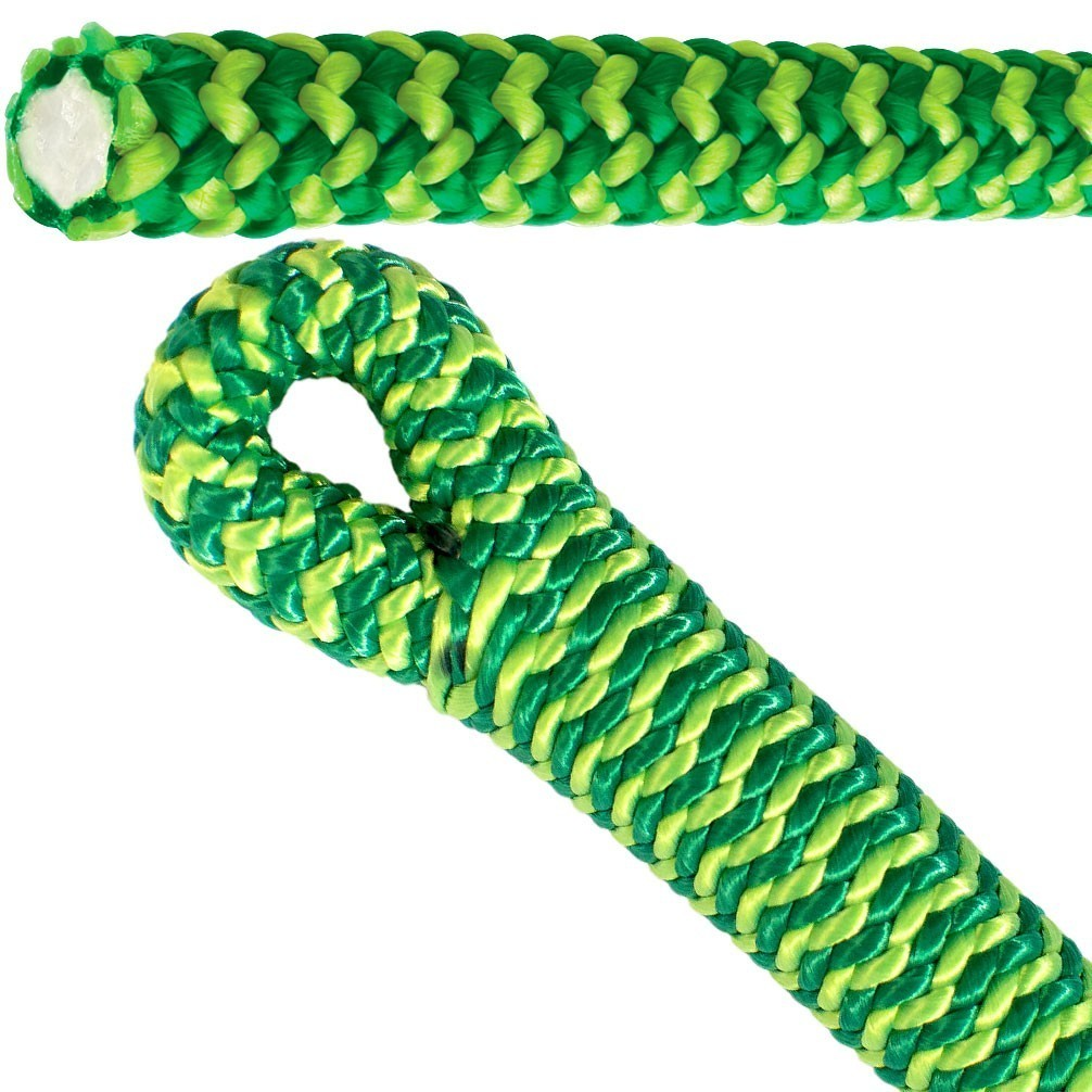 Poison Hi-vy Rope 200ft 11.7mm — Tight Eye Splice ST-PHI-200-TS