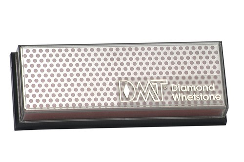 6 inch Diamond Whetstone™ Sharpener Fine with Plastic Box DMT-W6FP