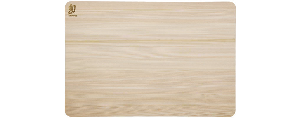Hinoki Cutting Board - Large SHUN-DM0817