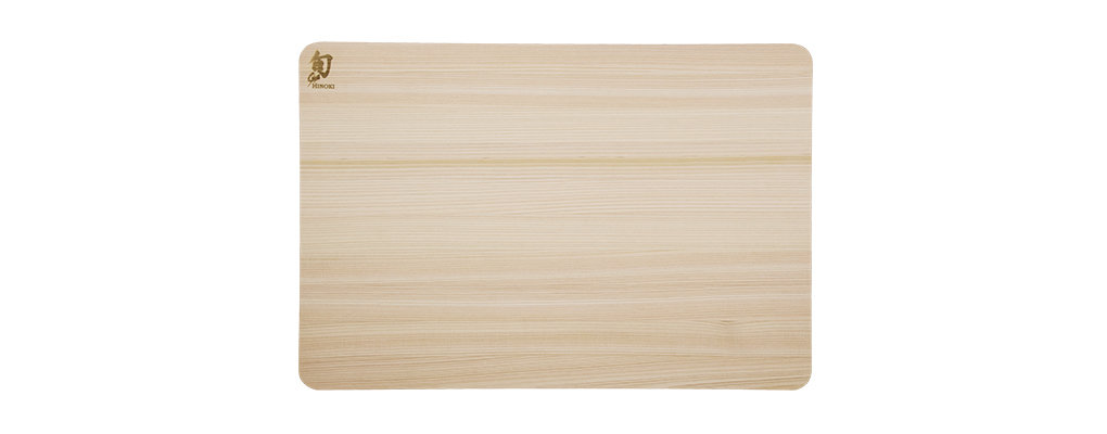 Hinoki Cutting Board - Medium SHUN-DM0816