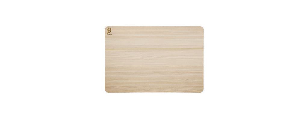 Hinoki Cutting Board - Small SHUN-DM0814