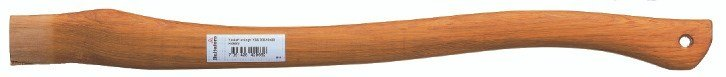 Axe Shaft Curved With Wooden Wedge—Spare Handle HU-YSS-xxx