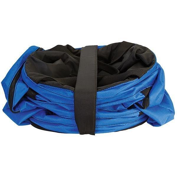 Bull Rope Deployment Bag, Blue