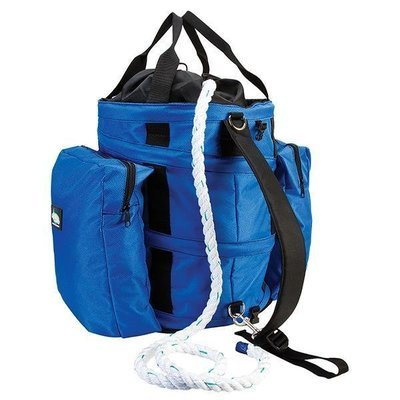 Bull Rope Deployment Bag, Blue