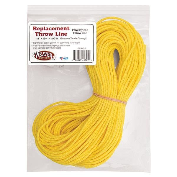 Replacement Polyethylene Throw Line (150') WE-08-98025