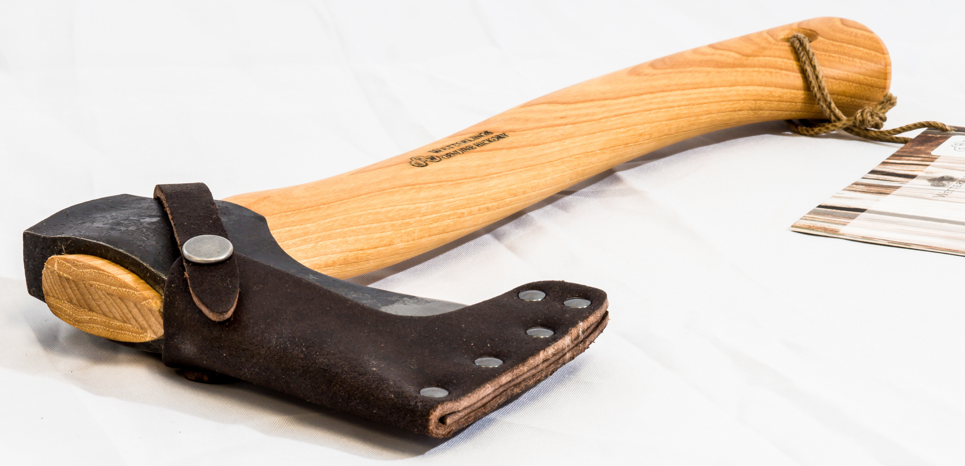 Wetterlings Wildlife Hatchet Axe (Camping) with Sheath HJ-TUR-13H