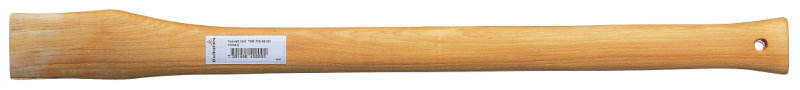 Axe Shaft Straight with Wooden Wedge YSR 750-63x23