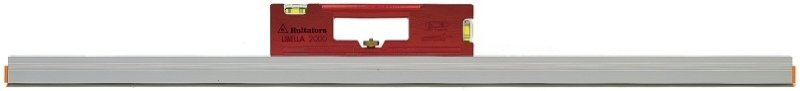 Spirit Level Aluminium LIBELLA 2000
