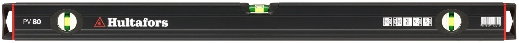 Spirit Level Aluminium PV 80 HU-414201