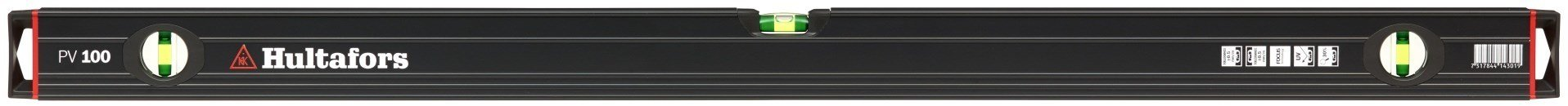 Spirit Level Aluminium PV 100 HU-414301