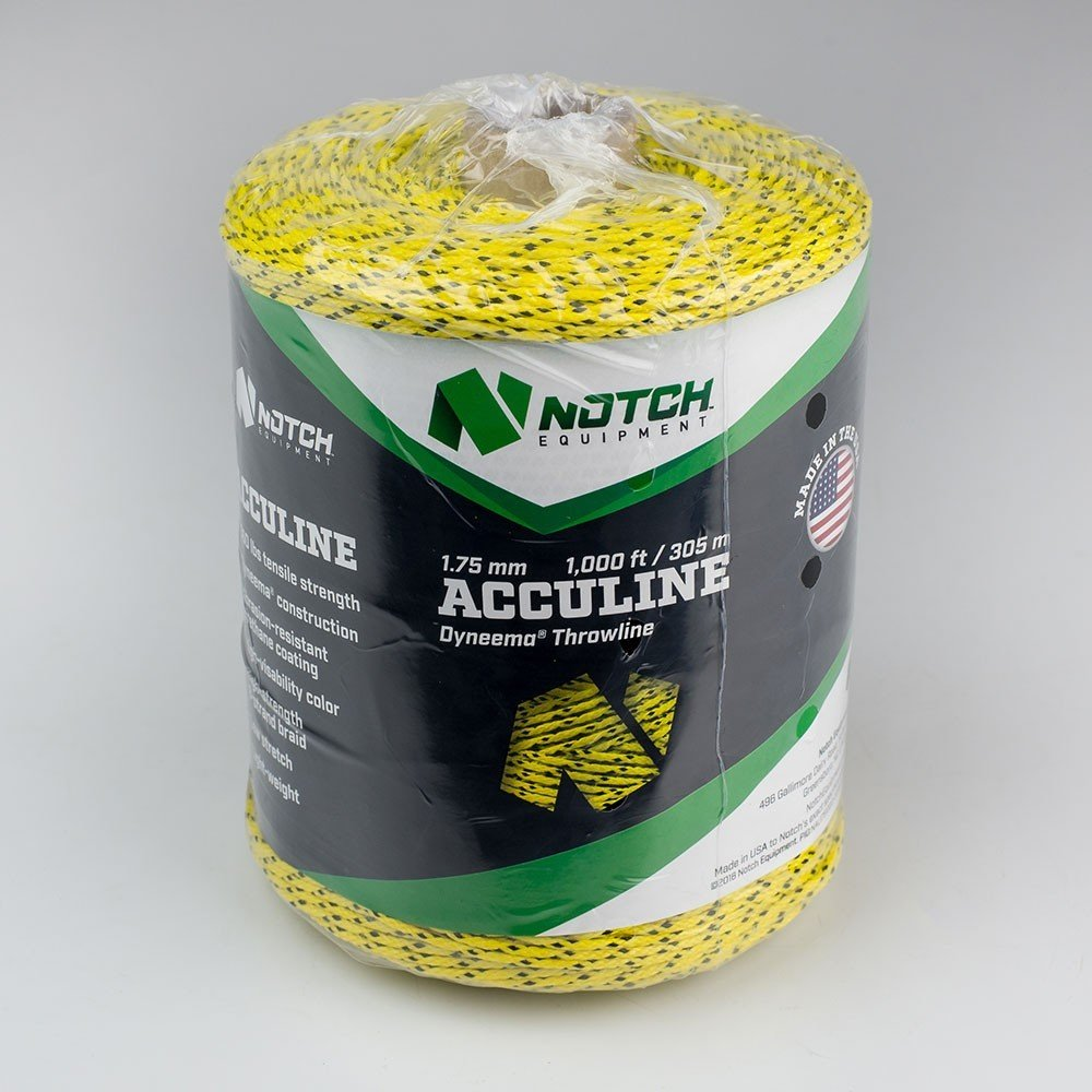 Notch AccuLine Throwline 1.75mm 1000ft ST-NTL175-1000