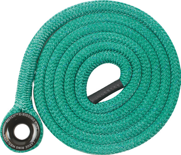 Large Ring on a 12 ft 3/4 in Stable Braid Straight Sling ST-36649