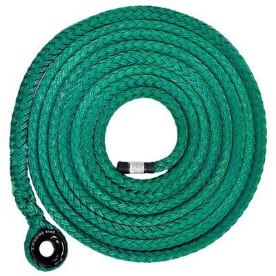 Large Ring on a 10 ft 3/4 in Tenex Straight Sling ST-36650