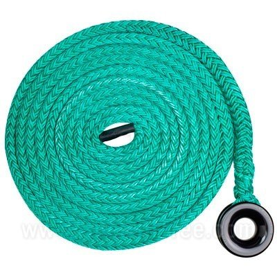 Extra Large Ring on a 25 ft 3/4 in Tenex Straight Sling ST-36339