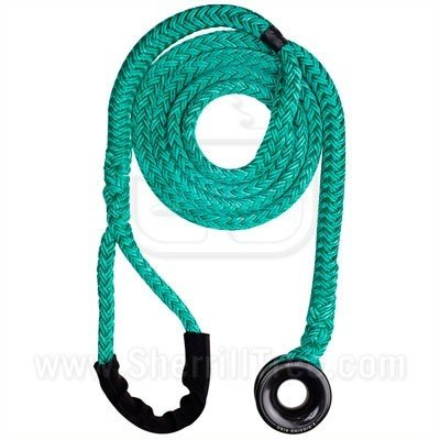 Notch X-Rigging Ring Sling With Eye—XL ring, 12 ft 3/4 in Tenex sling with eye ST-36336
