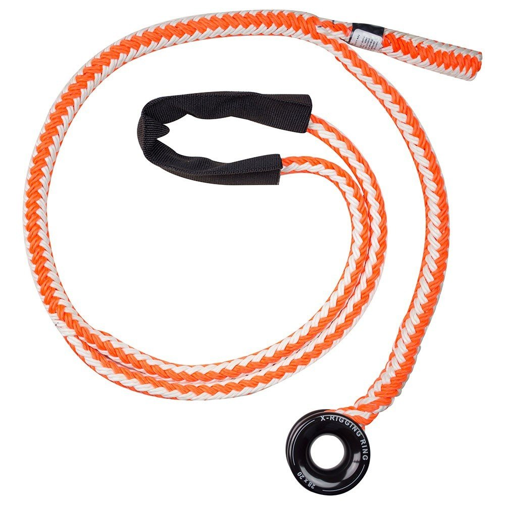 Notch X-Rigging Ring Whoopie Sling 3-5 ft—Large ring, 1/2 in tREX sling ST-38174